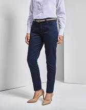 Ladies Performance Chino Jeans