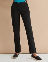Ladies` 65/35 Poly/Cotton Chino