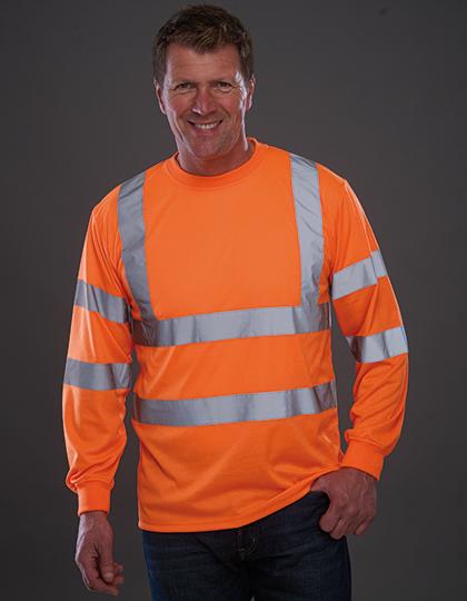 Hi Vis Long Sleeve T-Shirt
