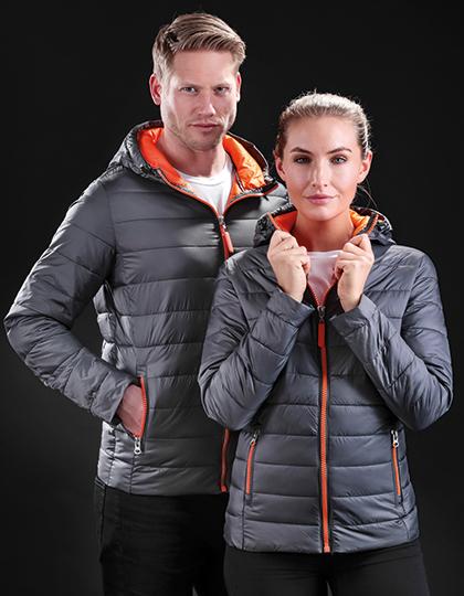 Ladies` Snow Bird Padded Jacket